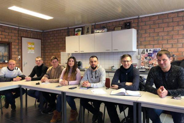 Команда UApple отправилась за знаниями в Нидерланды